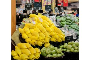 Local growers and supermarkets
